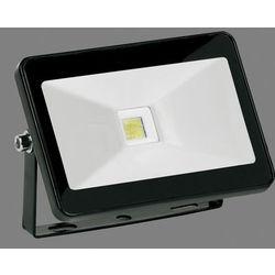 PROJECTEUR LED QUAZAR 10W 4000K 900LM IP65 IK08 - NOIR EN-FLH10BLK/40