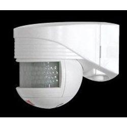 DETECTEUR MOUVEMENT LC-200/BL 200° 230VAC montage mural ou plafond IP54 91002