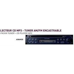 LECTEUR CD / MP3 + TUNER AM/FM