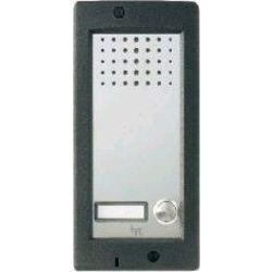 PLATINE DE RUE AUDIO GSM 1 Bouton
