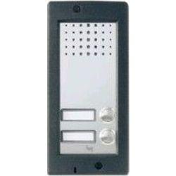 PLATINE DE RUE AUDIO GSM 2 Boutons