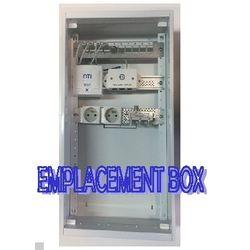 *COFFRET TRI 3 RANGEES GRADE 1 - EMPLACEMENT BOX
