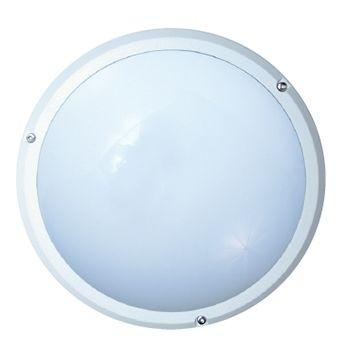 *HUBLOT DEIMOS LED14W 4000K 1200LM IP65 IK10 BLANC - 990211LECOWNW