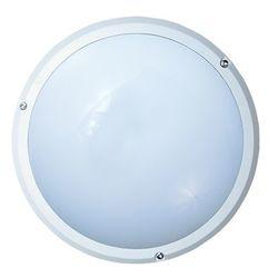 *HUBLOT PHOBOS LED BLANC 19w 4000K 1600LM IP65 - IK10 erp850° IRC80 BLANC