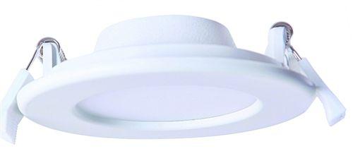DOWNLIGHT LED BJORK ECO ROND 6W 4000K 400LM IP44 IK06 CLASSE II - BJKLECO105NW