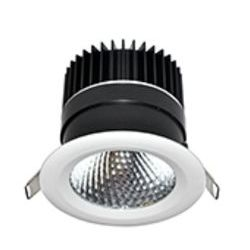 DOWNLIGHT ENCASTRE LEDS 8,5W 4100K 370 LM IP20 +DRIVER