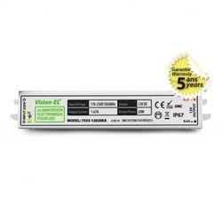 ALIMENTATION LED 12V 20W DC IP67 CLASSE I - MII7533