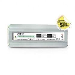 ALIMENTATION LED 12V 250W DC IP67 CLASSE I - 75384