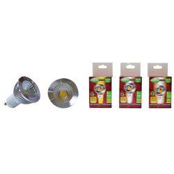 AMPOULE LED GU10 5W COB 4000K 75° 440LM BLANCHE - MII78425