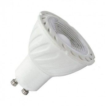 *AMPOULE LED GU10 5W COB 6000K 75° BLANCHE - 78435