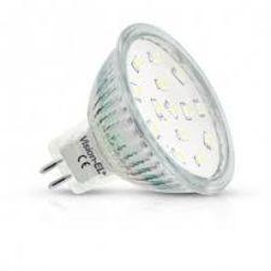 AMPOULE LED DICHROIQUE GU5.3 4W 4000K 360LM 110° - MII78904