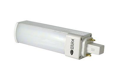 *AMPOULE LED G24 11W PL 230V 6000K BOITE - 686 lm - 7910