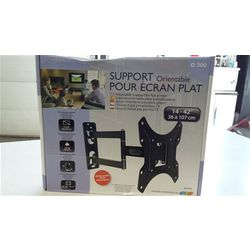 SUPPORT TV ORIENTABLE ECRAN 14-42'' O200