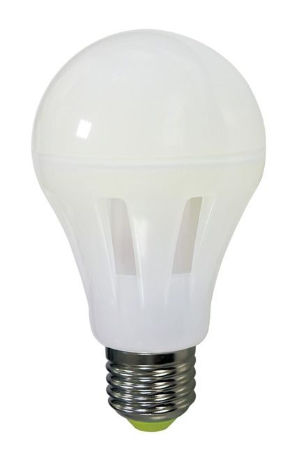 *AMPOULE LED E27 10W 360° BLANC CHAUD 3000K - 1000LM - BL10W360BC