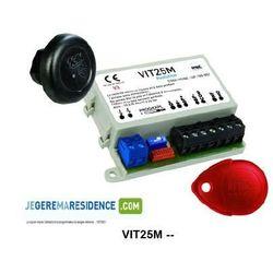 MICRO CENTRALE 1P VIGIK + T25 - VIT25M3