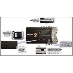 *AMPLIFICATEUR PROGRAMMABLE AVANT X PRO - 55 dB - 32 FILTRES 5e/1s - 532121