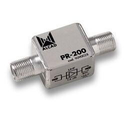 PREAMPLIFICATEUR UHF 14DB TELEALIMENTE 24VDC - ALCAD - PR200