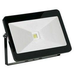PROJECTEUR LED EXTERIEUR IP65 50W 4000K NOIR QUAZAR - EN-FLHV50BLK/40
