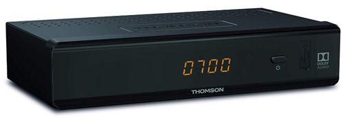 ADAPTATEUR TNT HD THOMSON DVB-T2 - HEVC265 - 2 HDMI + 1 PERITEL - 1 USB - THT741