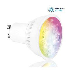 AMPOULE LED AOne GU10 RGB + BLANC DYNAMIQUE 5W BLUETOOTH - AU-A1GUBTRGBW