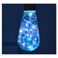 AMPOULE LED E27 1W FILAMENT RGB ST64 - MII71588