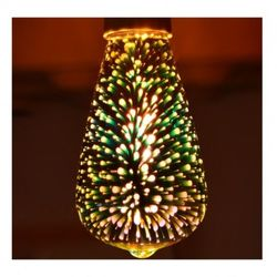 AMPOULE LED E27 3W 3D ST64 - MII71589