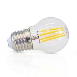 AMPOULE LED E27 G45 FILAMENT4W 2700K 495LM FINITION CLAIRE - MII7135