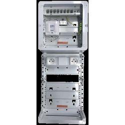 COFFRET C-START 625 THD - 4 Connecteurs RJ45 Grade 3TV - ZA équipée 2PC incluse