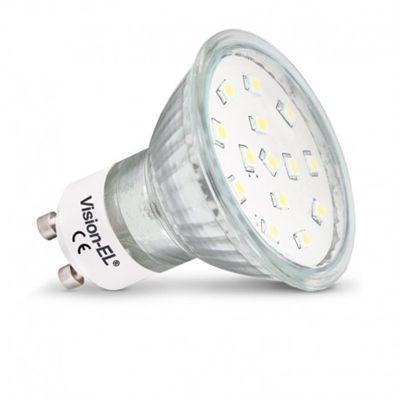 *AMPOULE LED DICHROIQUE GU10 4W 4000°K 360LM - MII78901