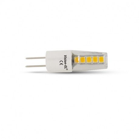 AMPOULE LED G4 12V 2W 3000K 90LM 160° - MII79020