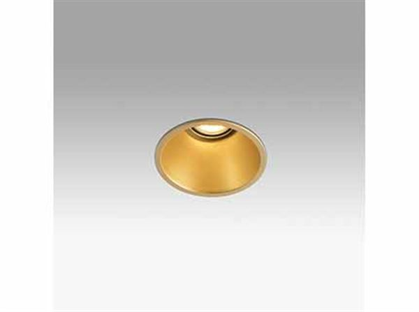 SPOT FRESH ENCASTRABLE GOLD GU10 IP 44 - 02200503