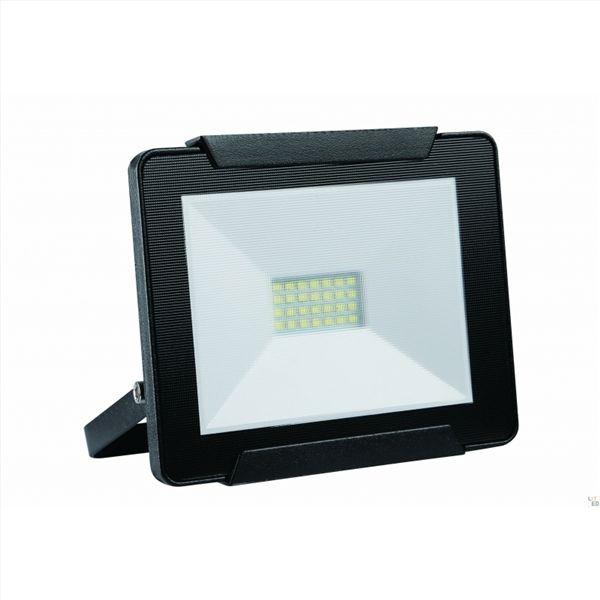 PROJECTEUR LED IRON 20W 3000K 1600LM IP65 IK08 120° PRISMATIQUE - IRON-20WW