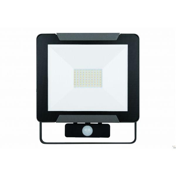 PROJECTEUR LED IRON 30W 3000K 2400LM IP65 IK08 PRISMAT DETEC IR - IRON-30WWIR